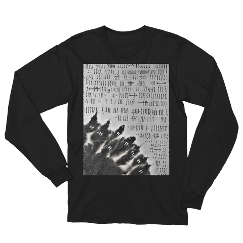 Peek-a-Spook - Unisex Long Sleeved T-Shirt