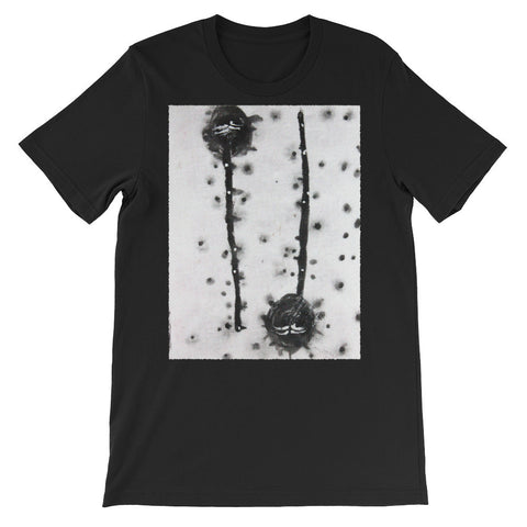 Liquid Spooks - Unisex Short Sleeved T-Shirt