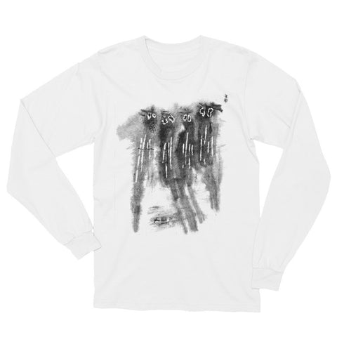 Spooked Spooks - Unisex Long Sleeved T-Shirt