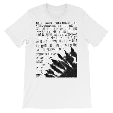 Spook Speak - Unisex short sleeve t-shirt