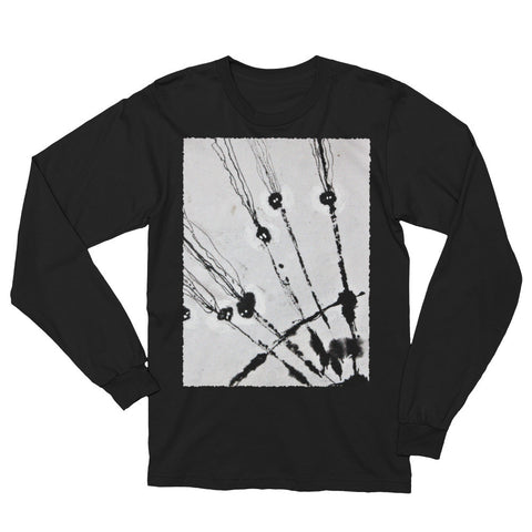 Brain Leak - Unisex Long Sleeved T-Shirt