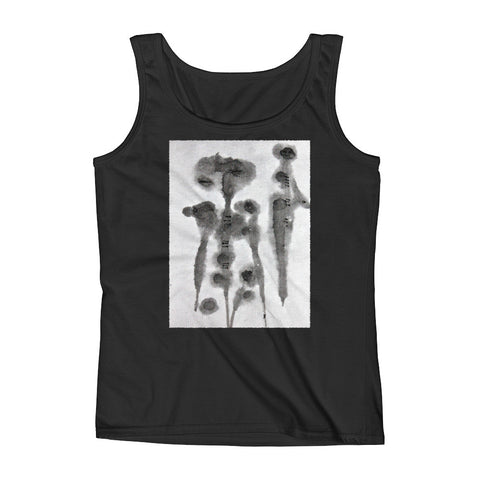 I'm Beautiful - Women's Missy Fit Tank Top
