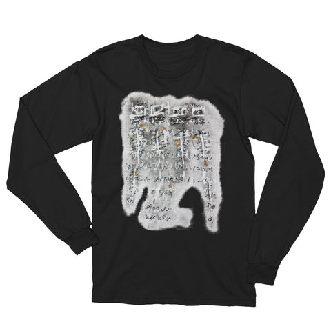 Rattling Bones - Unisex Long Sleeved T-Shirt