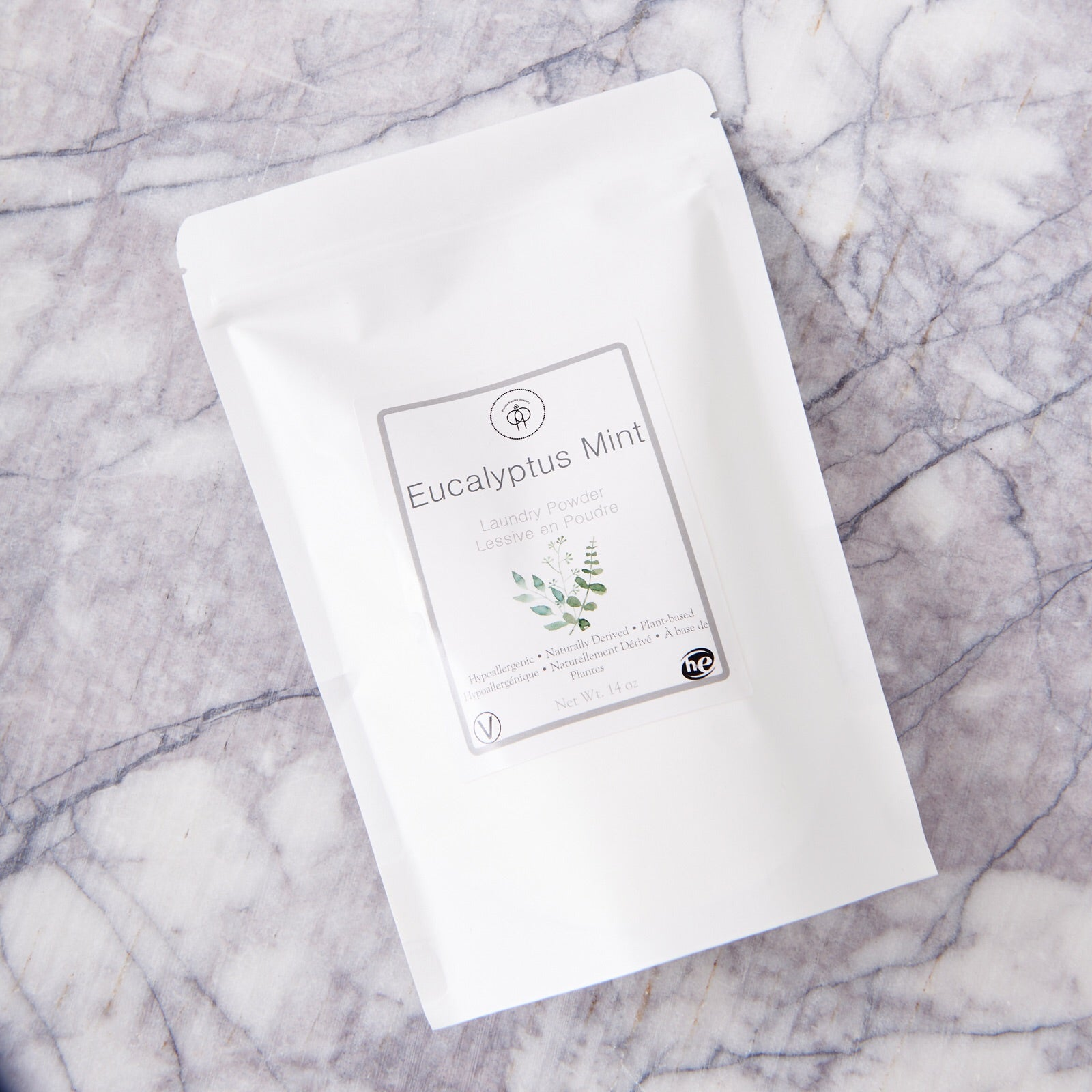 Eucalyptus Mint Laundry Powder