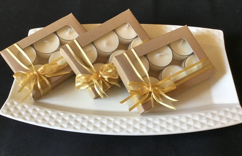 Tea Light Candles (Custom Order)