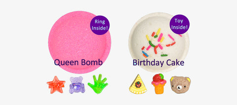 Kids Surprise Bath Bombs - Wholesale Bath Bomb, Toronto, Ontario