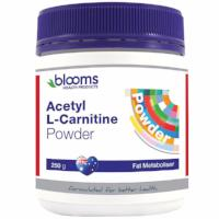 Blooms Acetyl L-Carnitine 250g