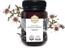 NAKI New Zealand Manuka Honey 12+UMF 500g