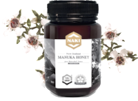 NAKI New Zealand Manuka Honey 12+UMF 500g (feat. outer pack)