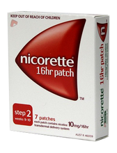 Nicorette Patches Step 2: 10mg (7 Pack)