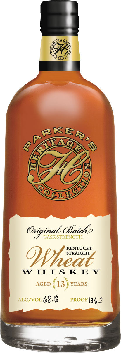 Parker's Heritage Collection 8th Edition 13 Year Old Wheat Whiskey - 750ml