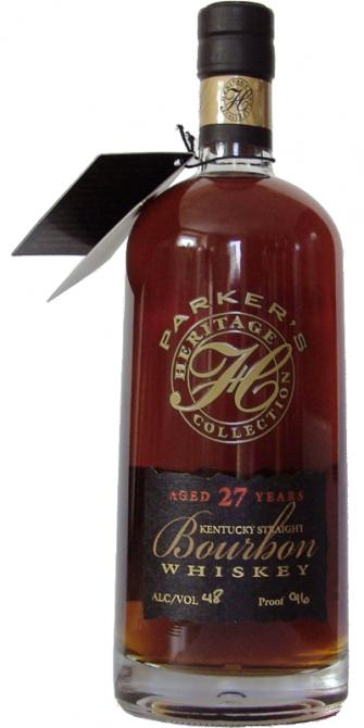 Parker's Heritage Collection 2nd Edition 27 Year Bourbon - 750ml