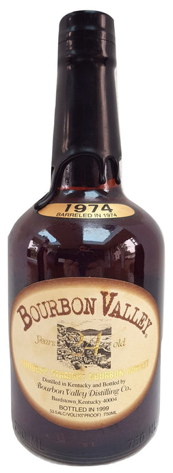 Bourbon Valley 24 Year