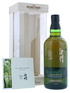 Hakushu 18 Year Old Single Malt Whisky Limited Edition - 700ml