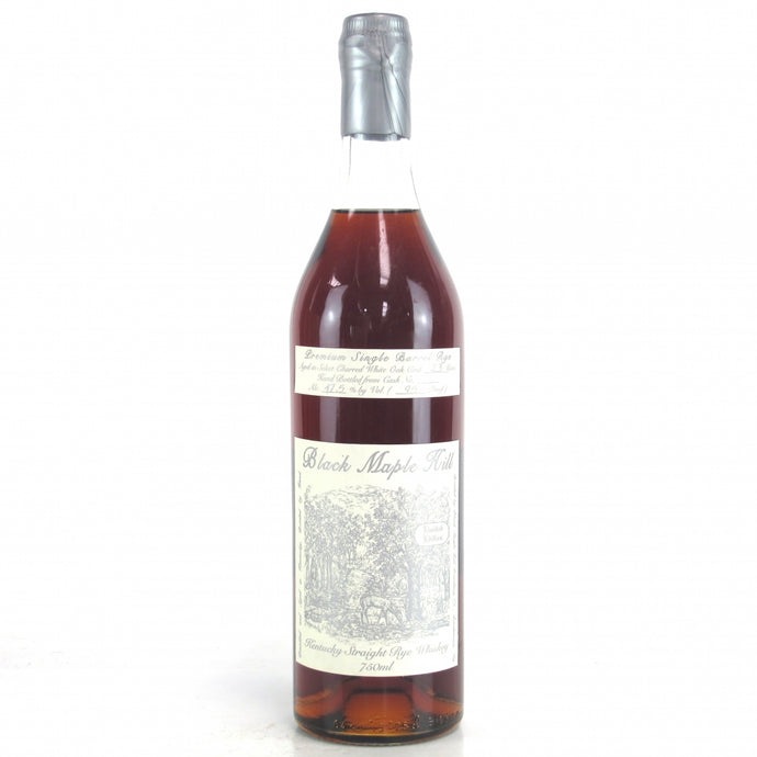Black Maple Hill 23 Year Single Barrel Rye - 750ml