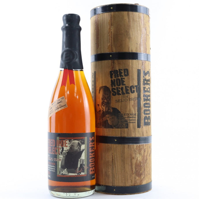 Booker's Fred Noe Select for Sejo Ishii Limited Edition - 750ml