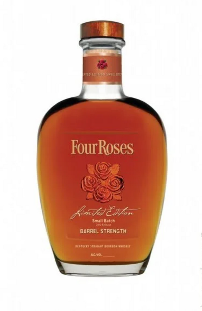 Four Roses 2019 Limited Edition by Small Batch Barrel Strength Bourbon Whiskey - 700ml