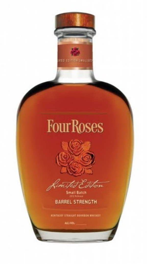 Four Roses 2015 Limited Edition Small Batch Barrel Strength Bourbon Whiskey 70cl