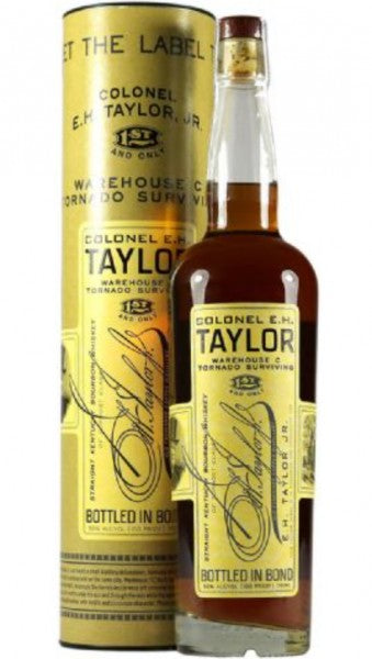 Colonel E.H. Taylor Warehouse C Tornado Surviving Kentucky Bourbon Whiskey - 750ml