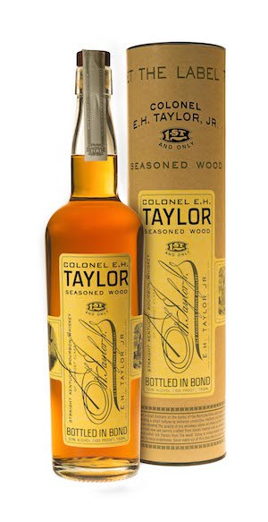 Colonel E.H. Taylor Seasoned Wood - 750ml