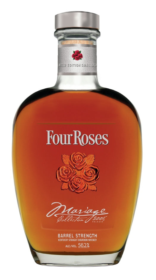 Four Roses 2008 Marriage Limited Edition Small Batch Barrel Strength Bourbon Whiskey - 750ml