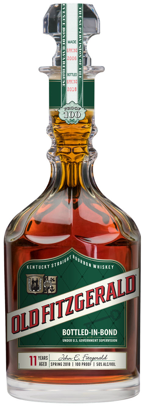 Old Fitzgerald 11 Year Bottled in Bond - 750ml