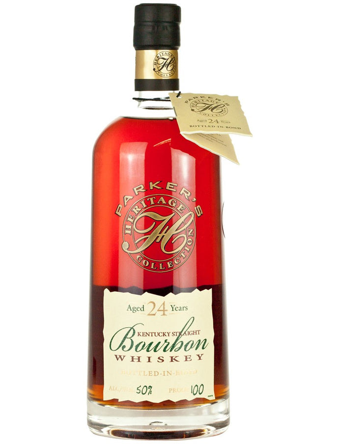Parker's Heritage Collection 10th Edition 24 Year Old Bourbon - 750ml