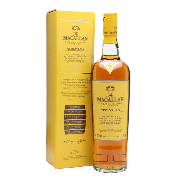 Macallan Edition No 3 - 750ml