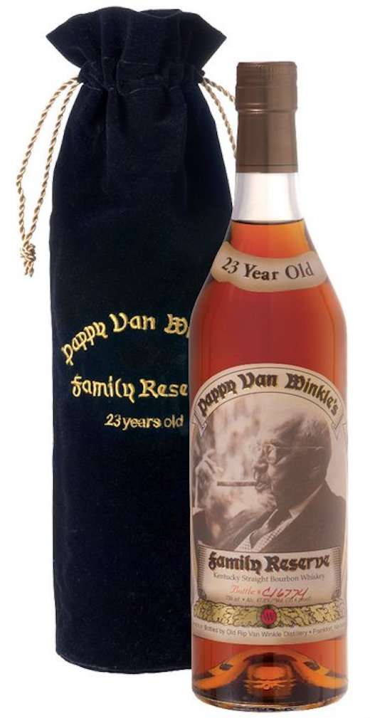 Pappy Van Winkle 23 Year Old Family Reserve 2009 - Stitzel Weller - 750ml