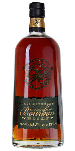 Parker's Heritage Collection 1st Edition Cask Strength - 750ml