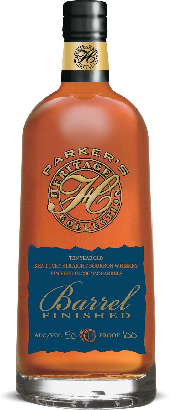 Parker's Heritage Collection 5th Edition Cognac Barrel Finished - 750ml
