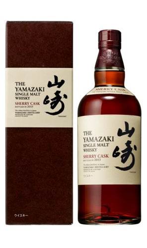 Yamazaki 2013 Sherry Cask Single Malt Whisky - 750ml