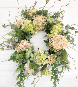 Spring and Summer Wreaths