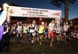 List of Canadian's Running Western States in 2018