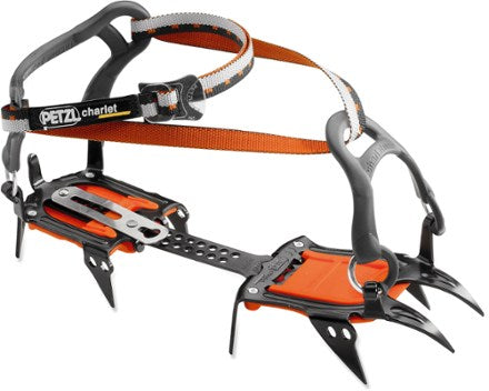 Petzl Irvis Flexlock 10-Point Crampon
