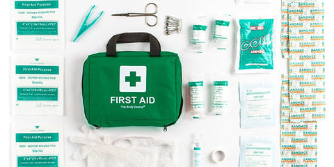 First Aid Kid for Hiking