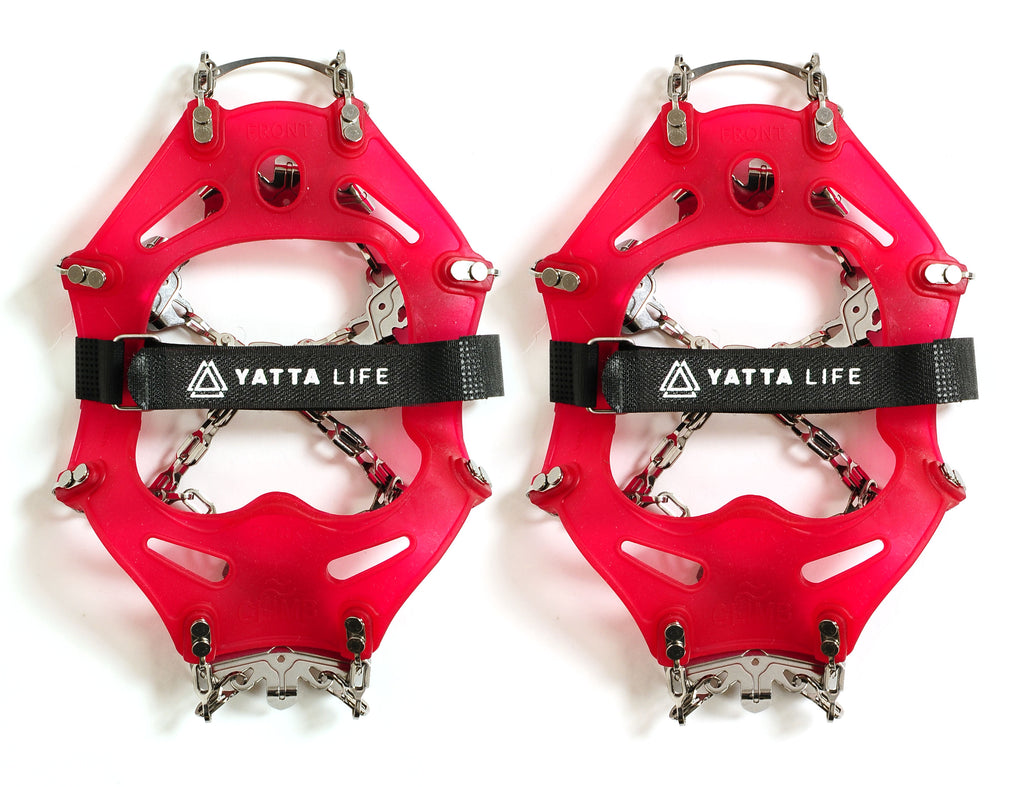 Yatta Life nano spikes for ice grip traction