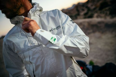 The Columbia OutDry Extreme Eco Jacket