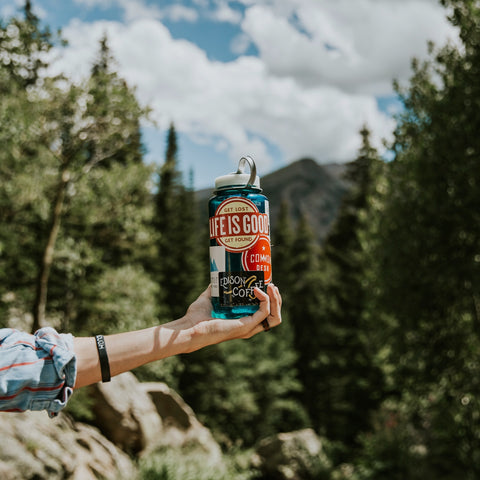 Hiking Drink Water Bottle