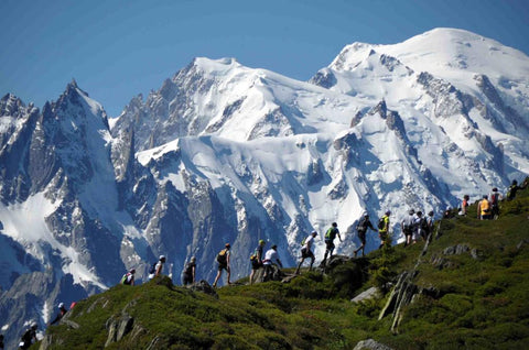 Tour Du Mont Blanc in Western Europe