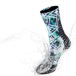 Yatta Life Ultimate Unisex Waterproof Socks (Multicolor)