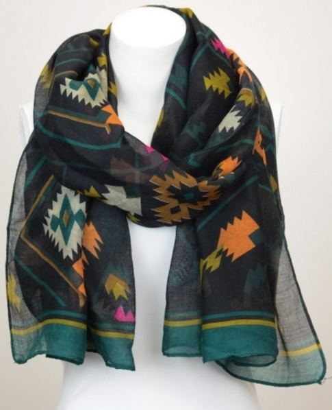 Teal Deal Scarf