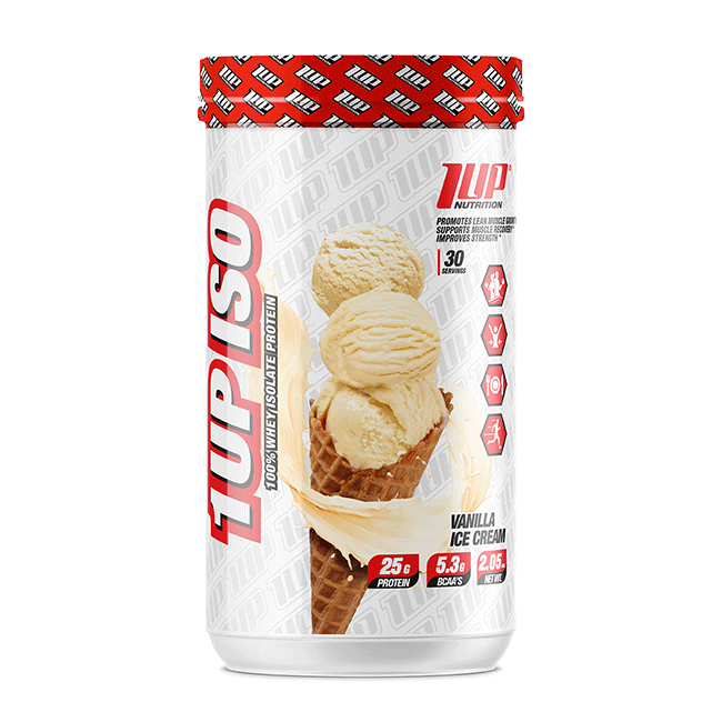 1UP ISO Protein - Super Nutrition