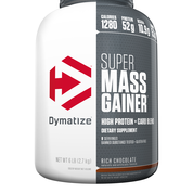 Dymatize Super Mass Gainer - Super Nutrition