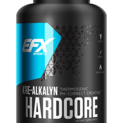 EFX Sports Kre - Alkalyn Hardcore Capsules - Super Nutrition