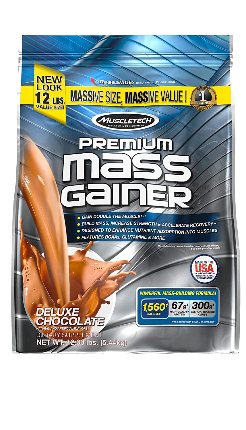 MuscleTech Premium Mass Gainer - Super Nutrition