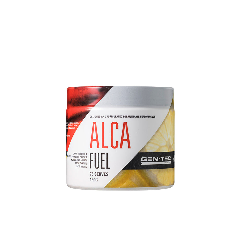 Gen - Tec ALCA Fuel - Super Nutrition