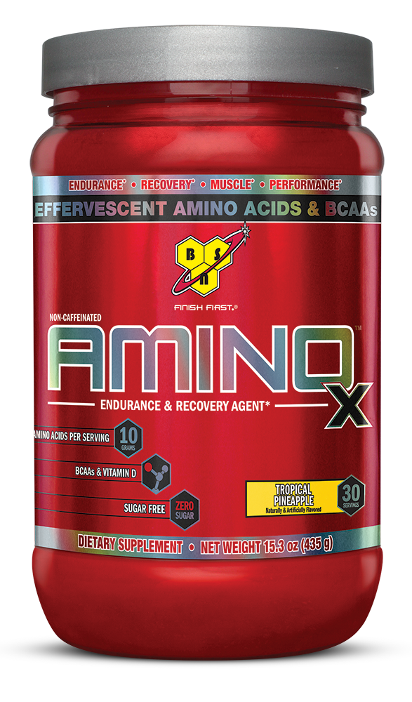 BSN Amino X - Super Nutrition