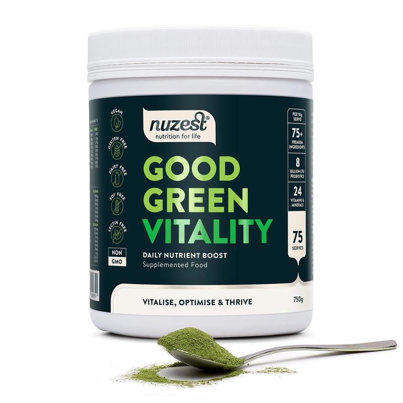 Good Green Vitality - Super Nutrition