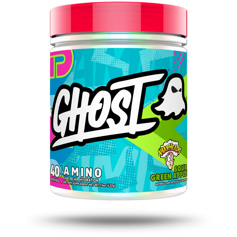 GHOST AMINO V2 - Super Nutrition